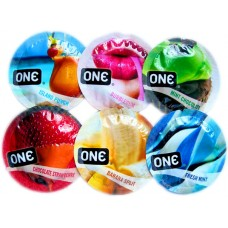 Презервативы ONE FlavorWaves