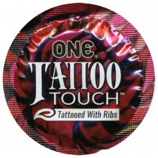 Презервативы ONE Tattoo Touch