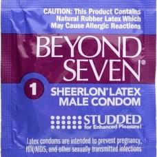 Презервативы Beyond Seven Studed